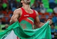 دومین مدال برنز ایران بر گردن سعید عبدولی