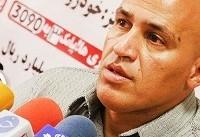 منصوریان: مقابل کمدانشی و مخالفت با مربیان جوان سکوت میکنم