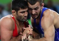 کشتی فرنگی قهرمانی جهان/ شکست عبدولی و صالحیزاده، پیروزی گرایی و نوری
