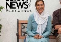 پایان ممنوعالتصویری فاطمه معتمدآریا در تلویزیون