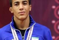 «گرایی» کشتی عجیب را برد و سوم شد/ نخستین مدال برنز برای ایران