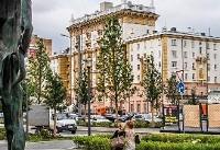 آمریکا صدور روادید غیرمهاجرتی برای شهروندان روسیه را متوقف کرد