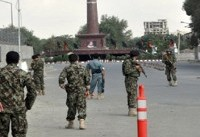 اصابت راکت به منطقه دیپلماتیک کابل