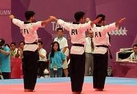 صعود تیمهای پومسه دختران و پسران ایران به مرحله نهایی