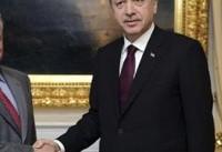 اردوغان وارد اردن شد