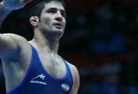 سعید عبدولی به مدال برنز دست یافت