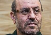 سردار دهقان از رهبر انقلاب قدردانی کرد