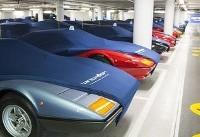 (تصاویر) مخفیگاه خودروهای میلیاردی!