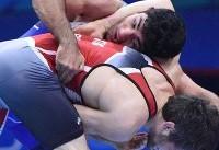 تیم ملی کشتی فرنگی ایران نایب قهرمان رقابتهای جهانی شد