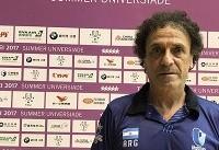 سرمربی آرژانتین: تیم ایران افت و خیز نداشت