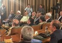 از گزارش ویدیویی چمران تا تمدید جلسه شورا برای انتخاب شهردار