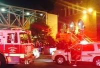 برخورد دو قطار در ایالت پنسیلوانیا آمریکا/ دهها تن مجروح شدند