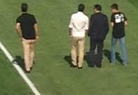اعلام ترکیب پدیده برای بازی با استقلال/ بازدید فغانی و پسرش از چمن ورزشگاه آزادی