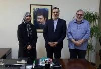 دیدار معاون وزیرخارجه ایران با خانواده امام موسی صدر