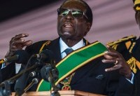 White Farmers Sue Zimbabwe President Over Land Seizures