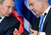 نتانیاهو: به پوتین گفتم ایران باید از سوریه خارج شود