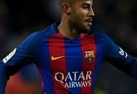میلان به هافبک بارسلونا هم علاقه دارد