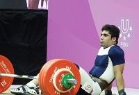 ناکامی وزنه برداران دسته ۸۵ کیلوگرم ایران در یونیورسیاد
