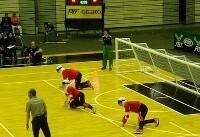 دومین برد تیم گلبال مردان برابر تایلند/ تساوی زنان برابر استرالیا