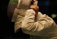 شمشیربازی ایران نایب قهرمان یونیورسیاد شد