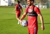 قدردانی سازمان بسیج ورزشکاران از احسان حاج صفی
