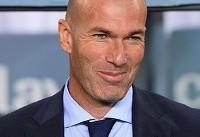 قرارداد زیدان با رئال مادرید تمدید شد