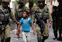 محرومیت حدود ۳۰۰ کودک فلسطینی در بند زندان های رژیم صهیونیستی از تحصیل
