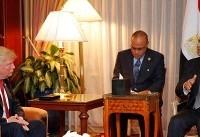 واکنش مصر به قطع کمکهای نظامی آمریکا