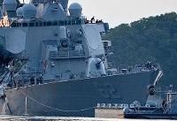 ۱۰ تصادف جالب یگانهای دریایی آمریکا در سالهای اخیر/ از قتل عام ماهیگیران توسط ناو هواپیمابر تا ...