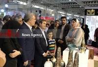 افتتاح نمایشگاه صنایع دستی در تهران/ مونسان: کمک صنایع دستی به اشتغال زایی در شهرهای کوچک