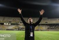 پورموسوی: از نیمکت استقلال خوزستان حرفهایی علیه ما زدند