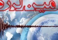 زمین لرزه ۵.۲ ریشتری «انار» را تکان داد