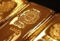 طلا از کاهش قیمت دم زد