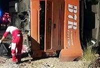 آخرین اخبار از واژگونی مرگبار اتوبوس دانشآموزان+ آمارها و اسامی قربانیان و مصدومان