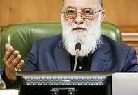 فعالیت سه ماهه سرپرست برای شهرداری تهران