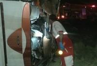 تحقیقات از راننده اتوبوس حادثه جاجرود که ۳۹ کشته و مجروح برجای گذاشت