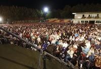 (تصاویر) چهرهها در جشن بزرگ سینمای ایران