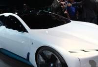 رونمایی BMW از جدیدترین خودروی مفهومیش در نمایشگاه فرانکفورت+عکس