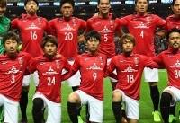 اوراواردز ژاپن به نیمه نهایی لیگ قهرمانان آسیا راه یافت