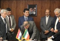 Iran signs deals to reconstruct power lines in Syria