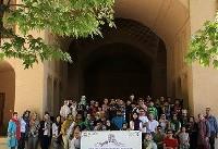 World Heritage Volunteers help raise awareness of Persian qanats
