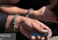 دستگیری مردی با ۶۰۰ فقره مالخری