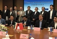 سیف: چینیها ۳۸ میلیارد دلار تسهیلات و فاینانس برای ایران در نظر گرفتهاند