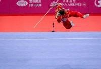 سومی ایران در رقابتهای ووشوی قهرمانی جوانان آسیا