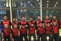 شکست تیم فوتبال دانشجویان ایران مقابل ژاپن