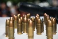 فرزند کشی با شلیک ۲ گلوله