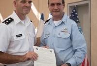 افتتاح اولین پایگاه نظامی آمریکا در اسرائیل