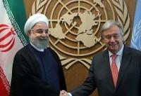 برجام می تواند الگوی خوبی برای صلح و ثبات در منطقه و جهان باشد