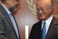 بیان دیدگاههای ایران و آمریکا در مورد برجام در اجلاس آژانس بینالمللی ...