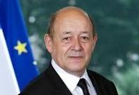 وزیر خارجه فرانسه: همهپرسی کردستان قابل قبول نیست